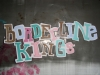 Borderlinekings Sticker