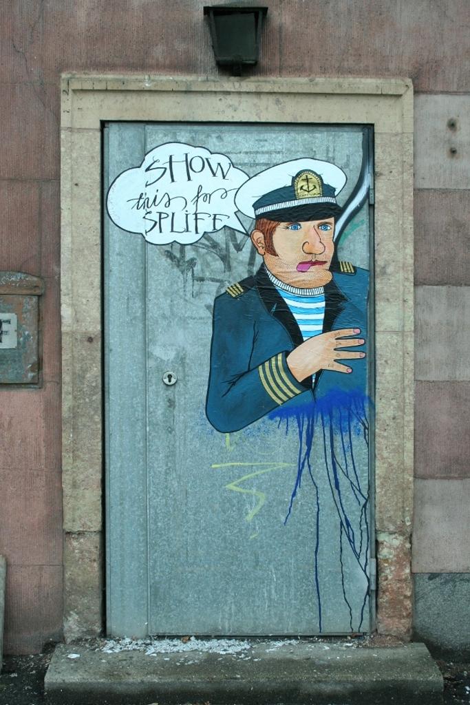 graffiti, urban art, berlin, unityarts, paste up